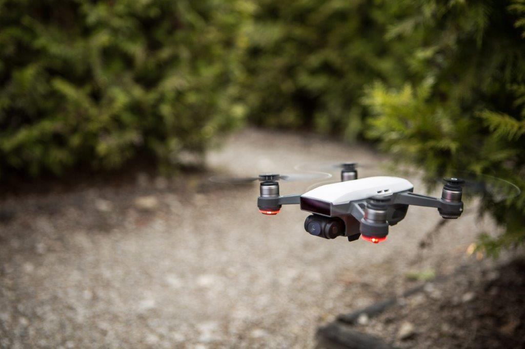 DJI Spark is the selfie drone anyone can wave to and control