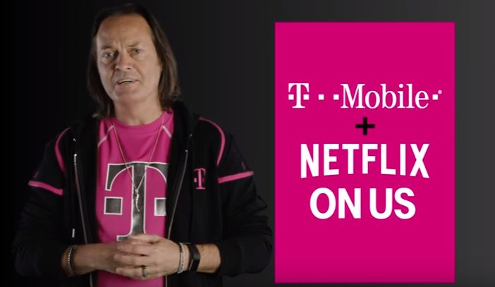 Netflix wears magenta with the T-Mobile Netflix On Us Deal
