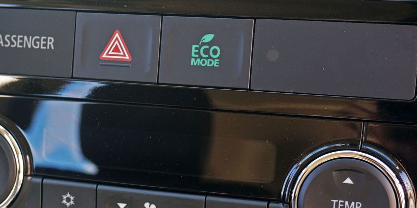 eco mode in car