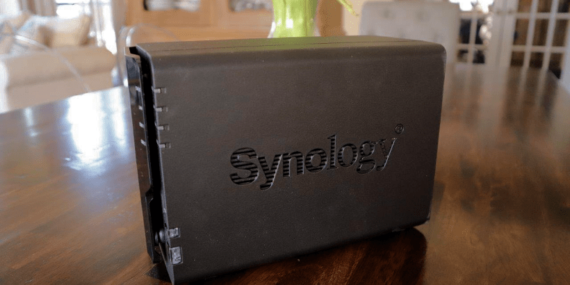 Synology DS281+ NAS Device