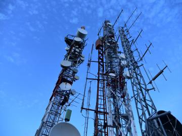 cell phone signal is a lie