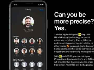 iphone 11 u1 uwb chip