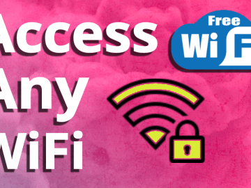 How to access any WiFi hotspot