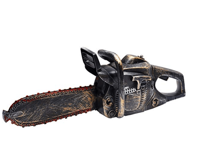 halloween 2019 chainsaw