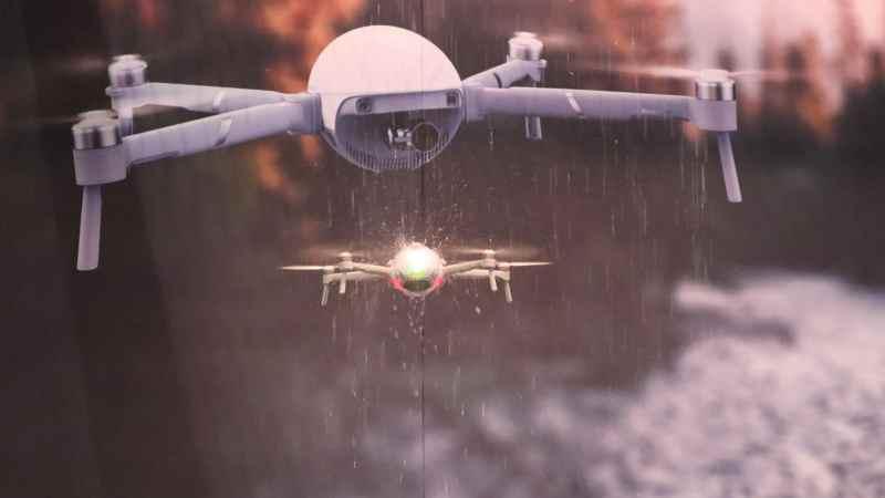 PowerEgg X Drone waterproof