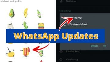 New WhatsApp features includes Animated Stickers and more!