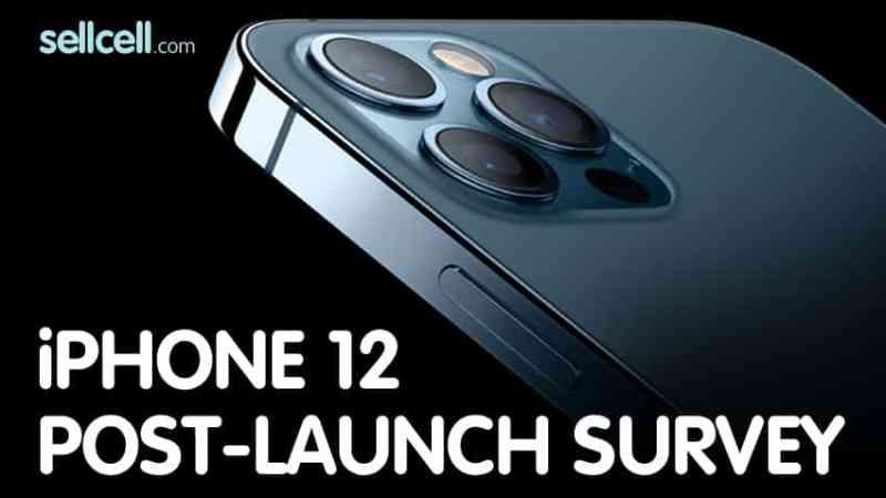 thetechieguy iphone12 survey