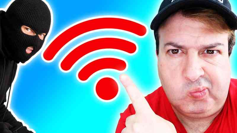 who is stealing your wifi