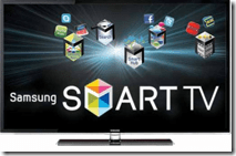 Samsung smart TV hub