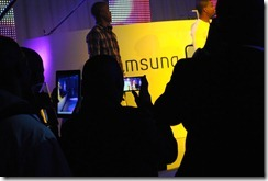 Samsung Galaxy S3 launch - Tablets and Phones everywhere