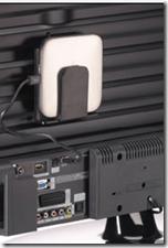 Freecom Mobile Drive Sq  - TV mount