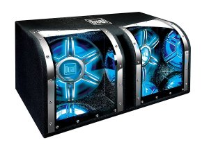 . Dual Electronics BP1204 12 Car Subwoofers