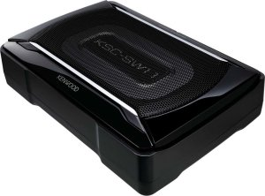 Kenwood KSC-SW11 Enclosed Subwoofer for Car