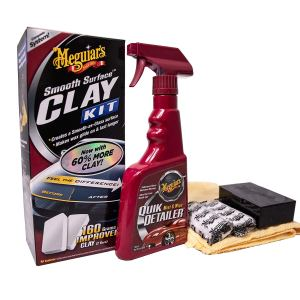MEGUIAR Smooth Surface Clay Kit