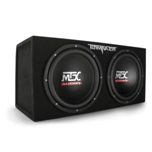 MTX Audio Terminator Series TNE212D 12-Inch Sub Enclosure