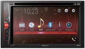 Pioneer AVH-210EX In-Dash 2-DIN Touchscreen DVD Receiver