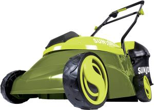Sun Joe MJ401C 14-Inch Cordless Push Lawn Mower