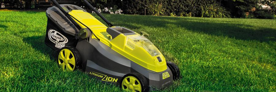 Sun Joe iON16LM Cordless Lawn Mower Review
