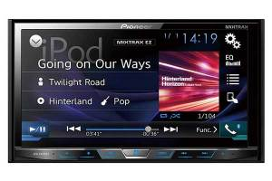 Pioneer AVH-X491BHS 7 DVD Receiver Review