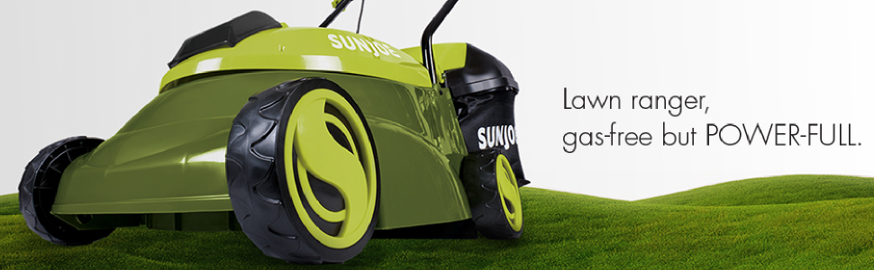 Sun Joe MJ401C-PRO Cordless Push Lawn Mower