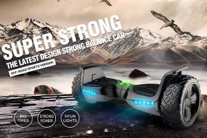 10 Best Off-Road Hoverboards of 2020 – Your Turn For Adventure