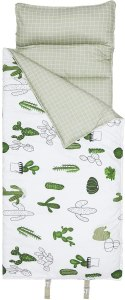 Hi Sprout Cotton Kids Toddler Lightweight and Soft Nap Mat