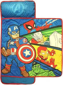 Marvel Super Hero Adventures Avengers Nap Mat