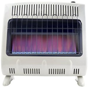 Mr Heater Vent Free Blue Flame Natural Gas Heater