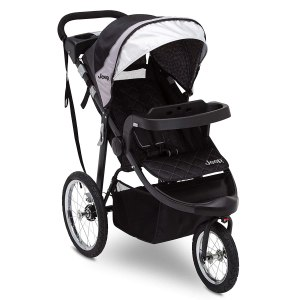 Delta Children Jeep Deluxe Patriot Jogging Stroller