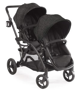 Double Stroller Car seat Compatible