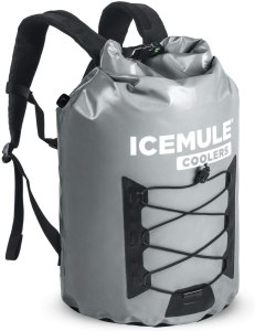 IceMule Pro Insulated Backpack Soft Cooler Bag