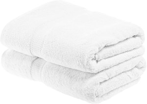 SUPERIOR Egyptian Cotton Solid Towel Set