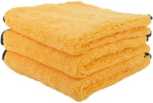 Chemical Guys Long-lasting Microfiber Towel