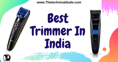 Best Trimmer In India