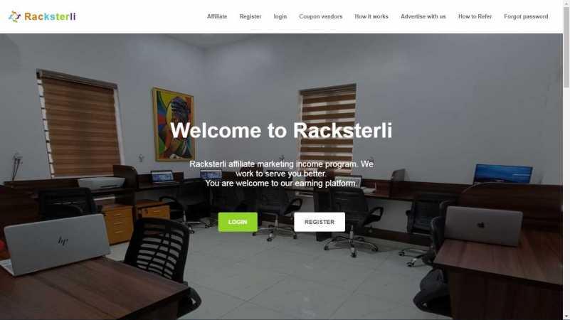 racksterli homepage
