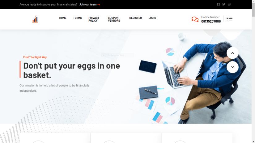 ennyinvest homepage