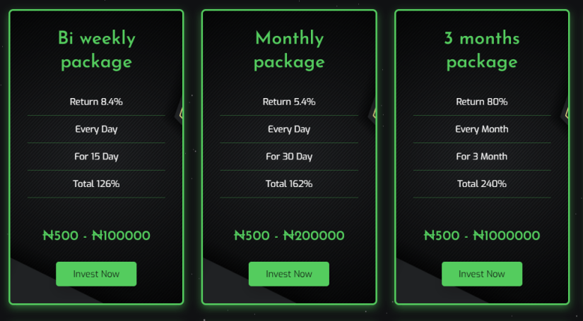 linforly packages
