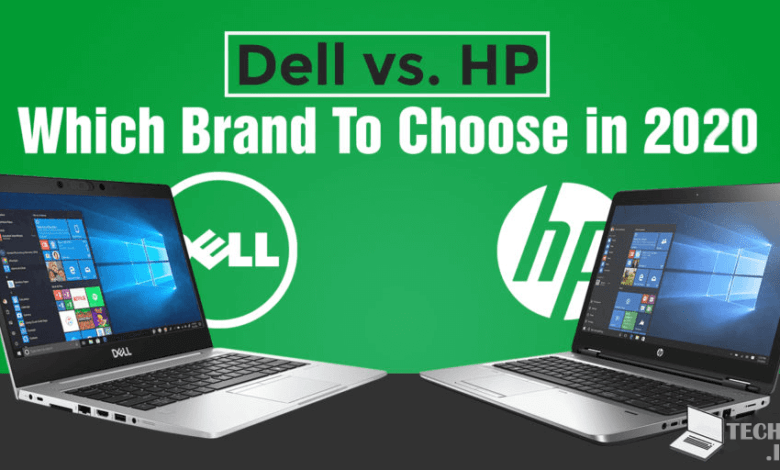 Dell vs HP 2020: Which Brand to choose in 2020?