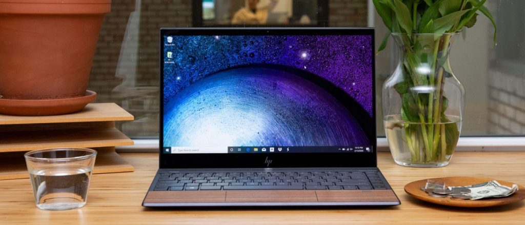 HP Envy 13 (2020, Wood Edition) review
