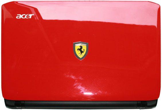 Acer Ferrari One Review
