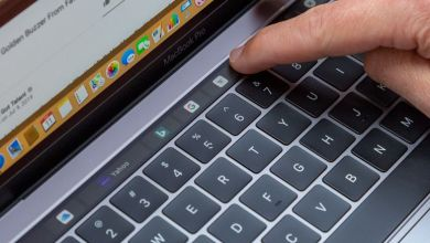 Photo of MacBook Pro Touch Bar could move to the spacebar — and we're confused