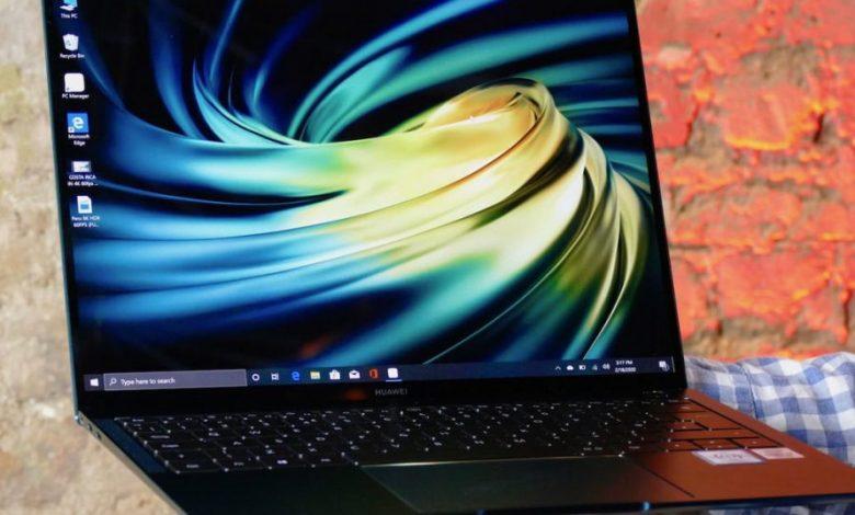 Huawei Announces New MateBook X Pro, MateBook D Laptops