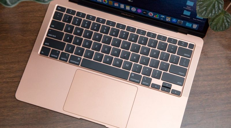 MacBook Air 2020 is easier to repair — but you still shouldn't
