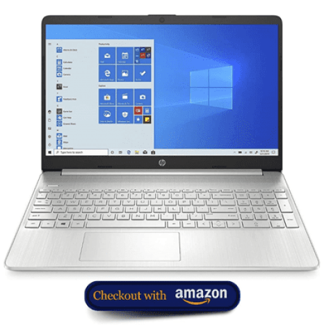 Best Laptops under 40000: HP 15s