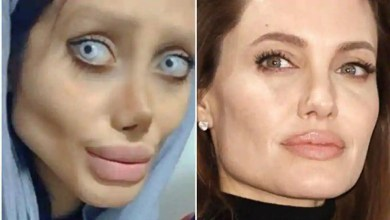 'Angelina Jolie lookalike' Sahar Tabar sentenced to 10 years in jail in Iran, for 'corrupting youth' – hollywood