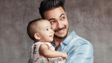 Aayush Sharma shares adorable photo with daughter Ayat as she turns one: 'You'll never outgrow my heart' – bollywood