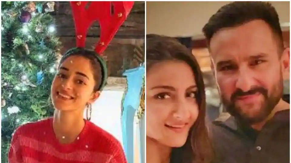 Ananya Panday poses in red, Shilpa Shetty shares video with daughter Samisha as Bollywood celebs spread Christmas cheer – bollywood
