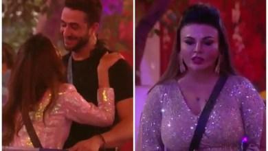 Bigg Boss 14 promo: Jasmin Bhasin asks Aly Goni to win over her family, calls Rakhi Sawant insecure – tv