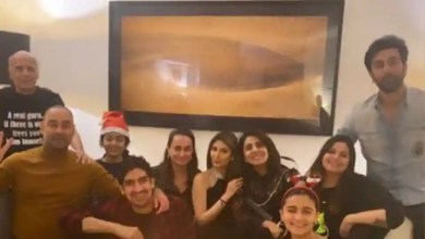 Inside Alia Bhatt and Ranbir Kapoor's Christmas dinner with parents, sisters Riddhima and Shaheen. See pics – bollywood