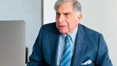 Ratan Tata has a special New Year's message for 'community on other side of screen' – it s viral
